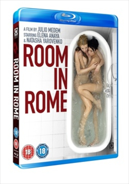 Not had your fix of arthouse erotica? ROOM IN ROME has arrived on UK DVD and Blu-ray