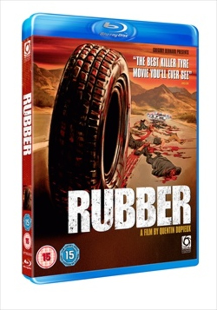 RUBBER Review (Blu-ray)