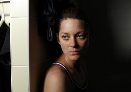 Marion Cotillard and Matthias Schoenaerts In The Trailer For Audiard's RUST AND BONE