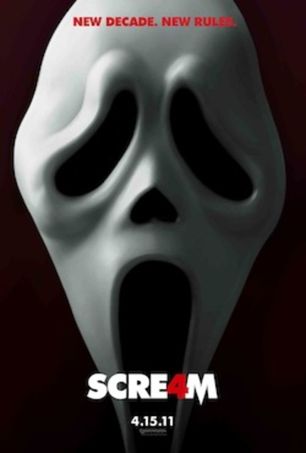 SCREAM 4 Review