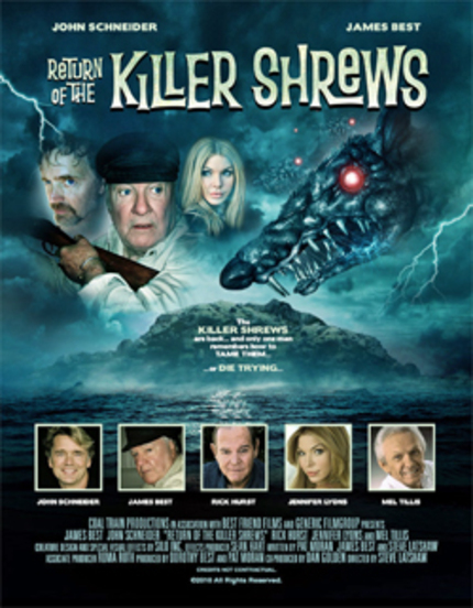 52 years later, Captain Thorne Sherman fears the 'Return of the Killer Shrews'