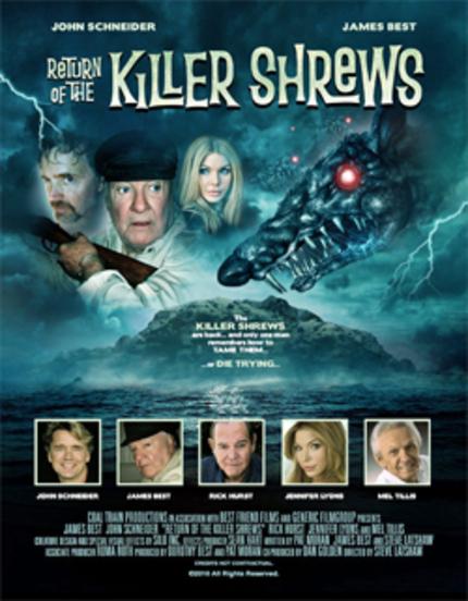 52 years later, Captain Thorne Sherman fears the 'Return of the Killer Shrews'