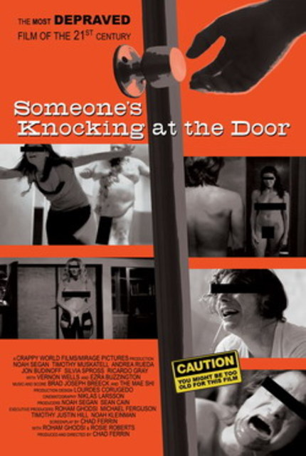 TADFF09: Someone's Knocking at the Door