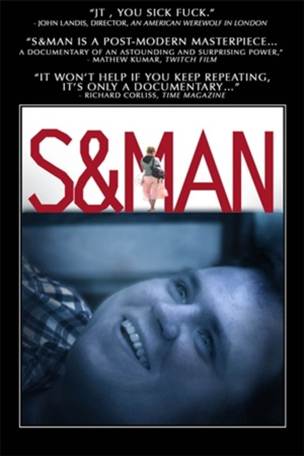 Rare Screening Of JT Petty's S&MAN In New York, November 29th!