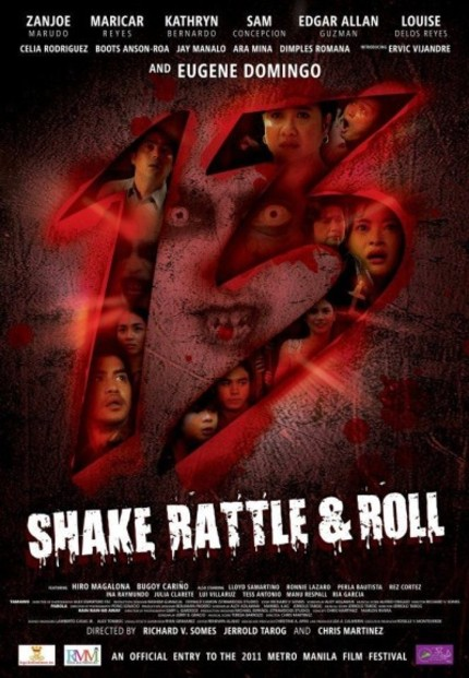 SHAKE, RATTLE AND ROLL 13 Review