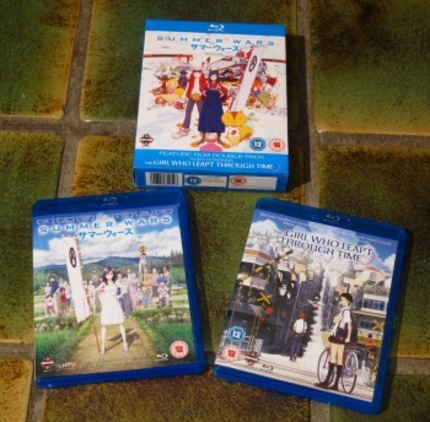 Promises to keep: another SUMMER WARS BluRay review