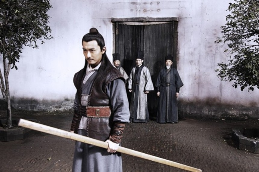 TIFF 2011: THE SWORD IDENTITY Review