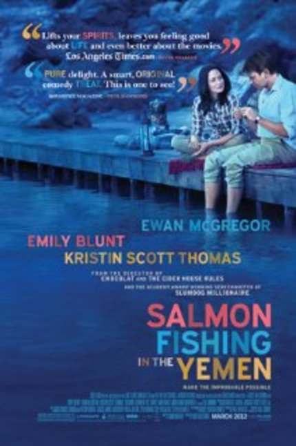 SALMON FISHING IN THE YEMEN Review