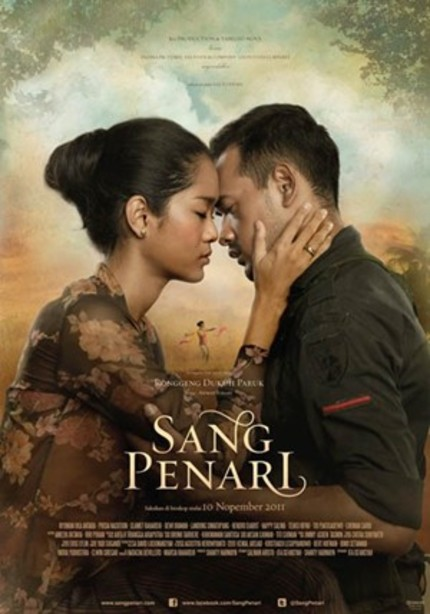 Intimate Yet Epic Trailer For Indonesia's SANG PENARI (THE DANCER)