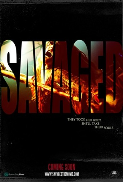 Exclusive: New SAVAGED Trailer Gives 'Em Hell!
