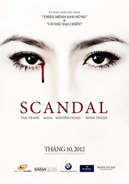 Trailer For Victor Vu's Slick Vietnamese Thriller SCANDAL