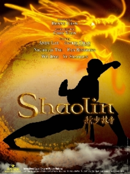 First Trailer for Benny Chan's SHAOLIN