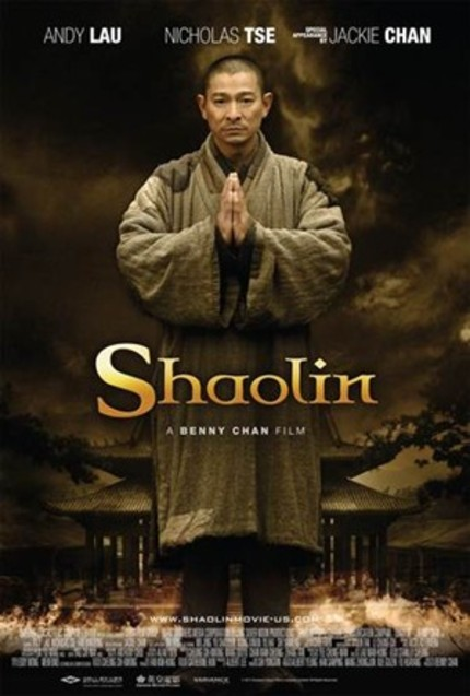 Fabulous US Trailer For Benny Chan's SHAOLIN