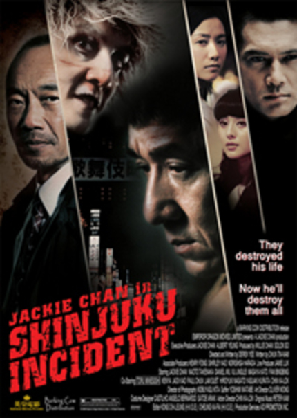 Jackie Chan's SHINJUKU INCIDENT Hits US Theaters February 5th