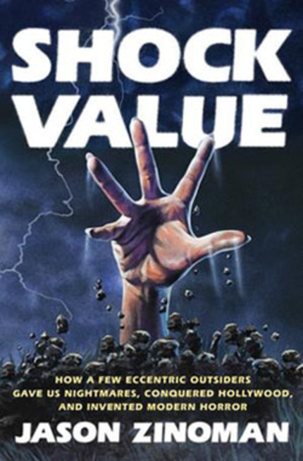 BOOK REVIEW: SHOCK VALUE by Jason Zinoman