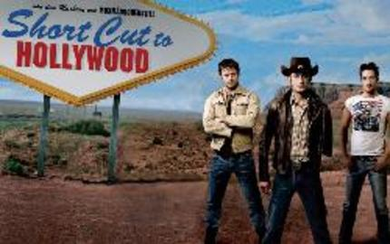 SHORT CUT TO HOLLYWOOD Review