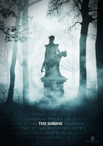 Fantasia 2010: Full Trailer For THE SHRINE Arrives.