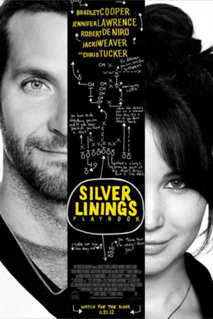 TIFF 2012 Review: SILVER LININGS PLAYBOOK