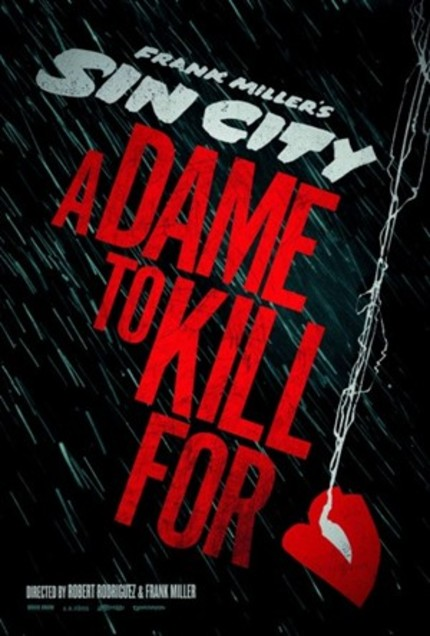 Let The Monster Out With Full SIN CITY: A DAME TO KILL FOR Trailer