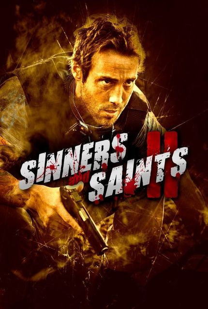 First Poster Art For William Kaufman's SINNERS AND SAINTS 2!