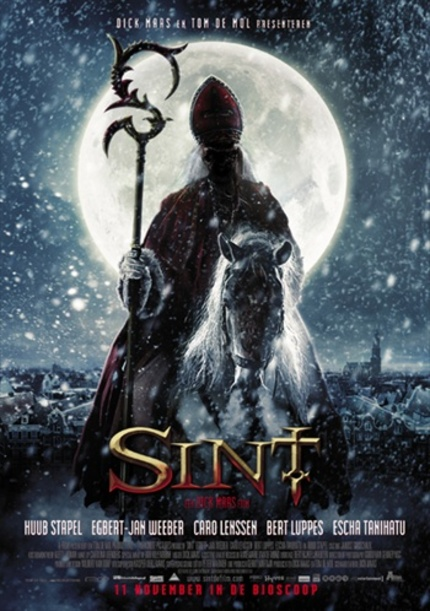 FRIGHTFEST 2011: SAINT (SINT) Review