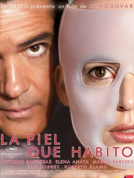 New Teaser For Almodovar's THE SKIN I LIVE IN Is Dark, Twisted Genius