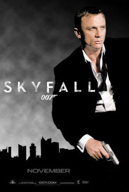 SKYFALL On IMAX Has Bond Landing One Day Earlier