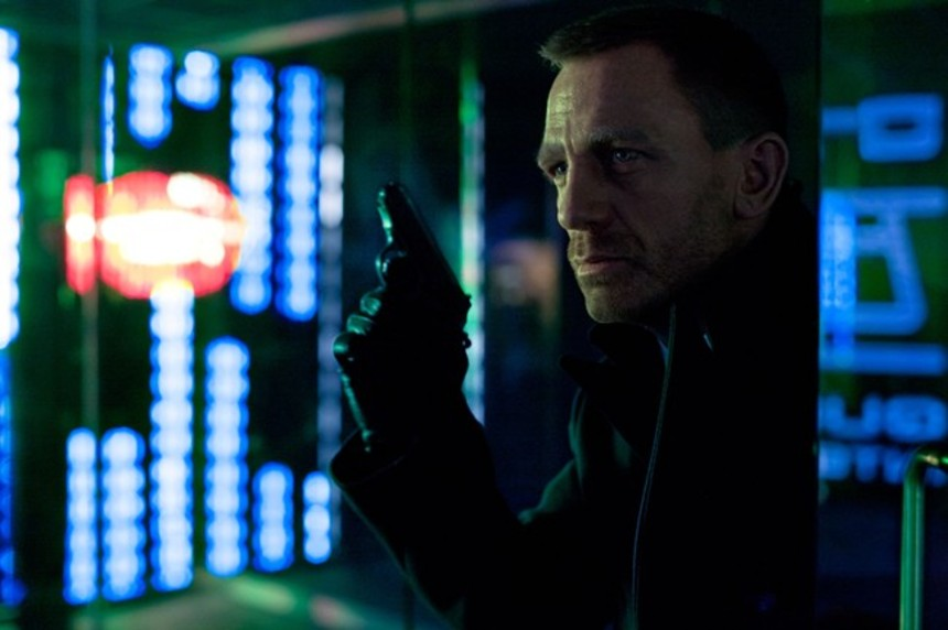 Double the Bond in Two New SKYFALL Trailers