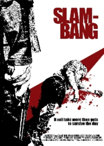 Trailer For South African Indie Action Thriller SLAM-BANG