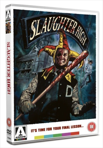 SLAUGHTER HIGH DVD Review