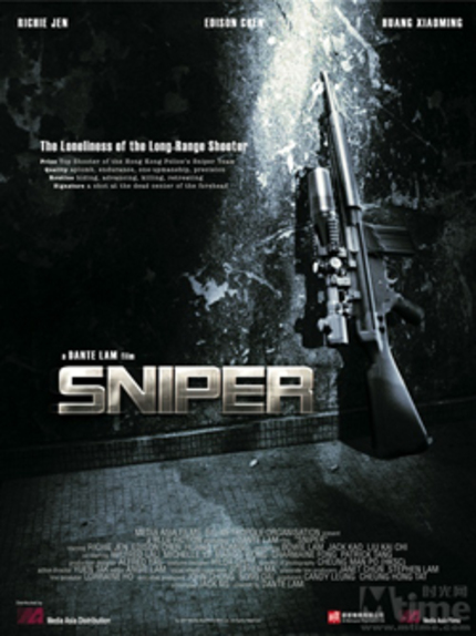 Review of Dante Lam's SNIPER