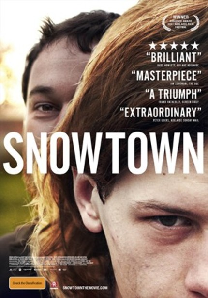 Extraordinary New Trailer For SNOWTOWN!