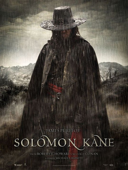 Michael J Bassett's SOLOMON KANE Finally Gets A US Trailer