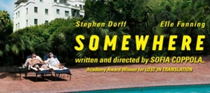 The Trailer For Sofia Coppola's SOMEWHERE Arrives. Is The Former Indie-Darling Back On Form?