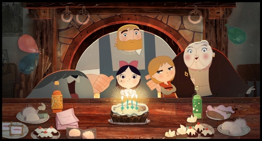 Tomm Moore's SONG OF THE SEA Launches Principal Production In January