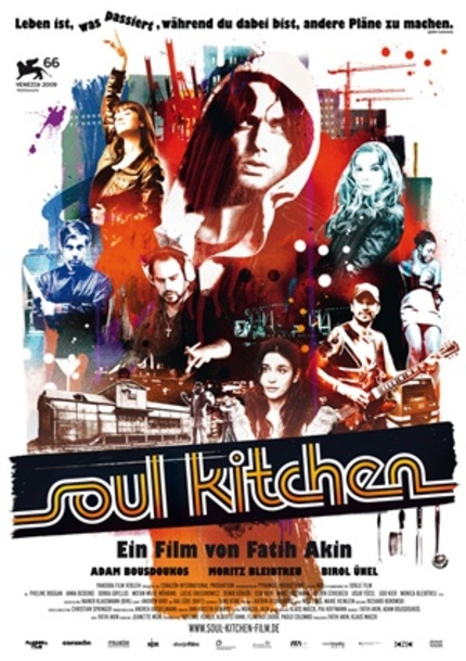 SOUL KITCHEN Review