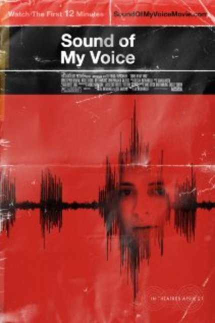 Review:  SOUND OF MY VOICE More a Sigh Than a Shout