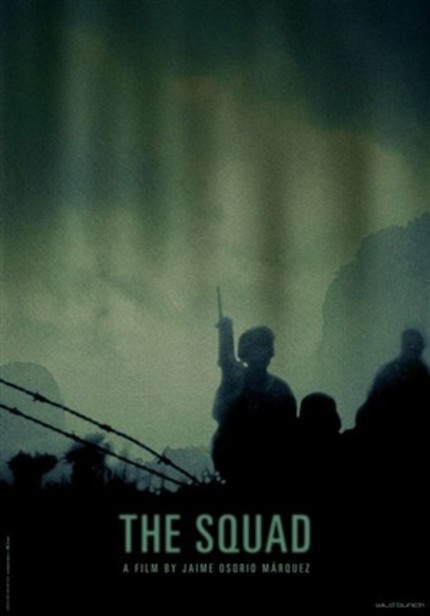 AFM 2010: Fresh Images From Colombian Military Horror THE SQUAD