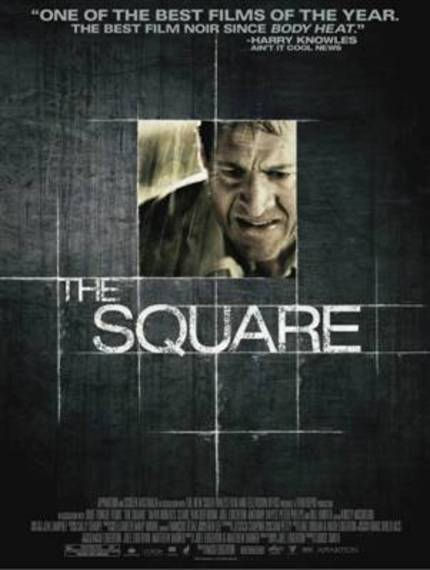 Aussie Noir, THE SQUARE, is finally coming to North America