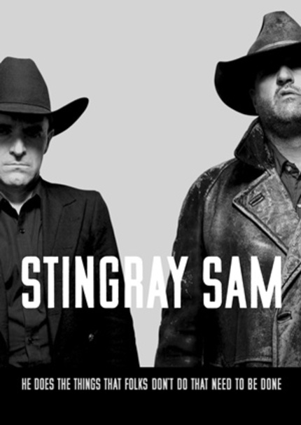 STINGRAY SAM DVD And Soundtrack Giveaway!