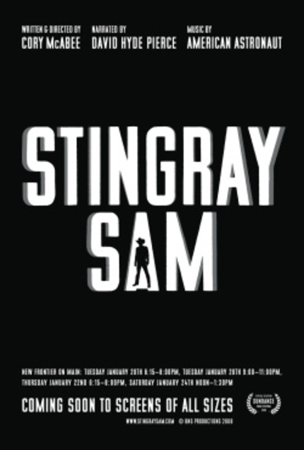 Fantastic Fest 09: STINGRAY SAM Review
