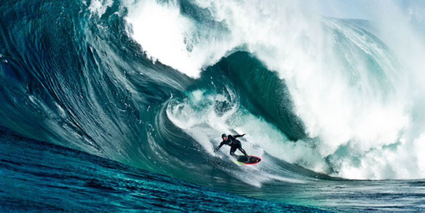 TIFF 2012: STORM SURFERS 3D Trailer
