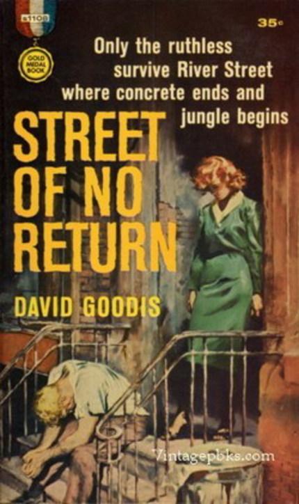 Streets of No Return: The Dark Cinema of David Goodis—Interview With Curator Steve Seid
