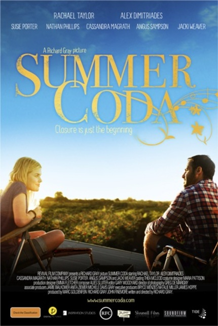 Love in the orchards in SUMMER CODA poster!