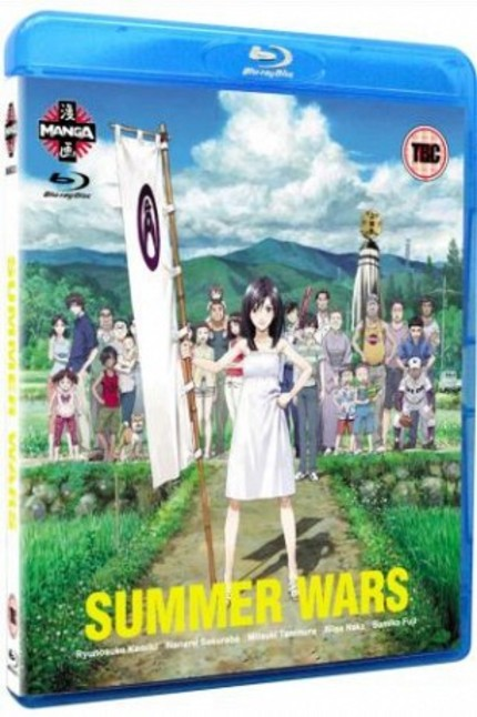 English-friendly SUMMER WARS in October 2010?