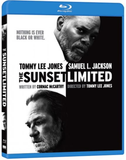 Blu-ray Review: THE SUNSET LIMITED