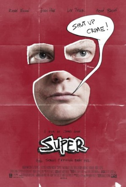 James Gunn's SUPER to close Sci-Fi London 10