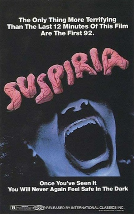 David Gordon Green's SUSPIRIA Remake (Finally) Gets The Go Ahead From Argento.