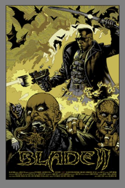 Poster Alert! Guillermo Del Toro series