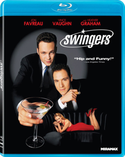 Make It A Guys' Night In With SWINGERS and ROUNDERS ON Blu